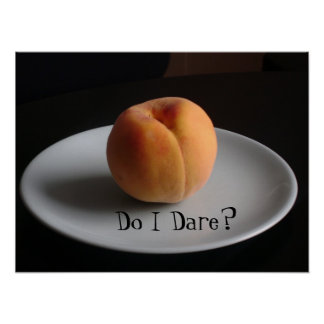 Do I Dare? Prufrock Poster