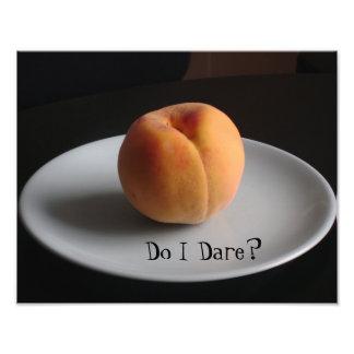 """Do I Dare?"" T.S. Eliot Poster"