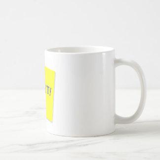 Do it! coffee mug