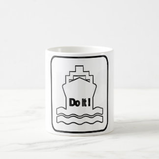 do it!!!!!! coffee mug