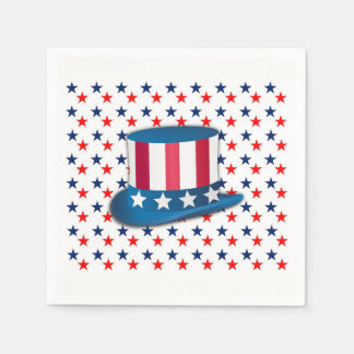 Do It Like Sam July 4th Party Paper Napkins