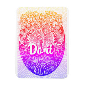 Do it  - Positive Quote´s Magnet