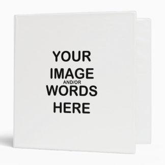 "DO IT YOURSELF ~ Binder / Photo Album 1.5"" Medium"