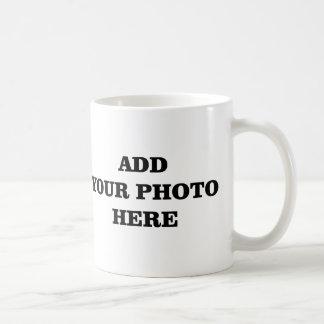 Do it yourself DIY Basic White Mug