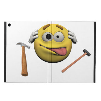 Do it yourself emoticon iPad air case