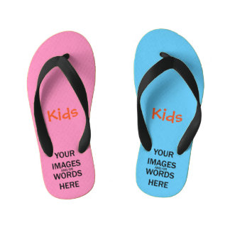 Do It Yourself - Flip Flops Kids Unisex All Ages