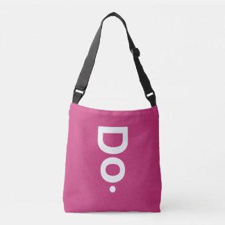 Do Motivation Crossbody Bag