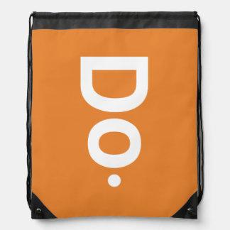 Do Motivation Drawstring Bag