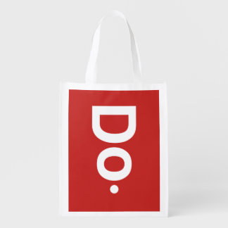 Do Motivation Reusable Grocery Bag