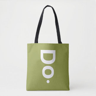 Do Motivation Tote Bag