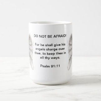 Do Not Be Afraid Mug