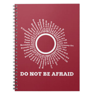 Do Not Be Afraid Scripture Promises Note Books
