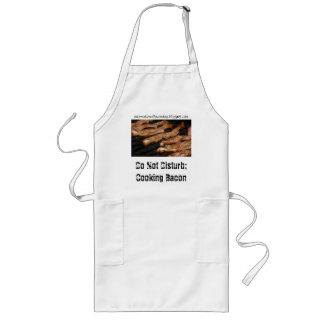 Do Not Disturb; Cooking Bacon ,... Long Apron
