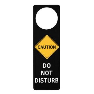 Do Not Disturb Door Hanger Sign