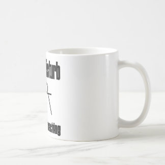 Do Not Disturb Exam Mug