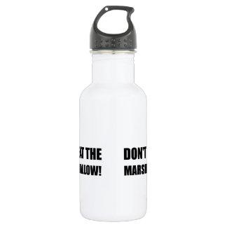 Do Not Eat Marshmallow Test 532 Ml Water Bottle