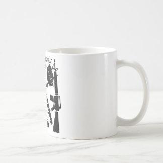 Do Not Ever Think The Reason I Am Peaceful Is Coffee Mug