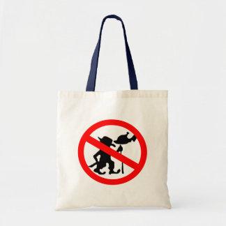 Do Not Feed Troll Bag