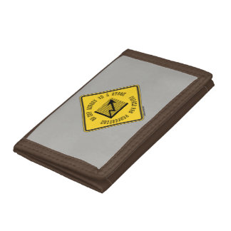 Do Not Invest In A Stock Priced For Perfection Tri-fold Wallets