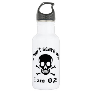 Do Not Scare Me I Am 02 532 Ml Water Bottle