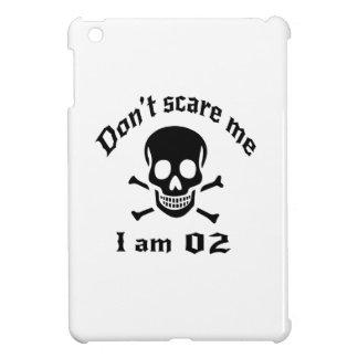 Do Not Scare Me I Am 02 iPad Mini Cover