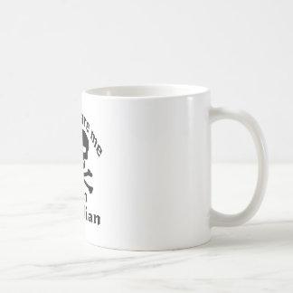 Do Not Scare Me I Am Chadian Coffee Mug