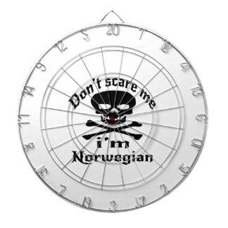 Do Not Scare Me I Am Norwegian Dartboards