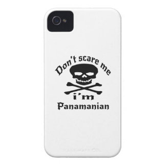 Do Not Scare Me I Am Panamanian iPhone 4 Case-Mate Case