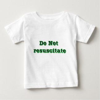 do not......... tee shirt
