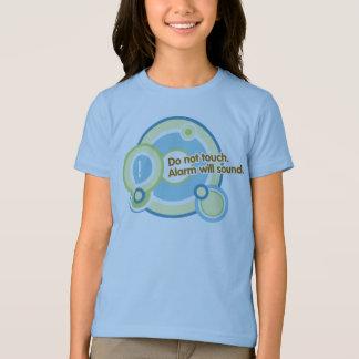 Do Not Touch Ringer T-shirt