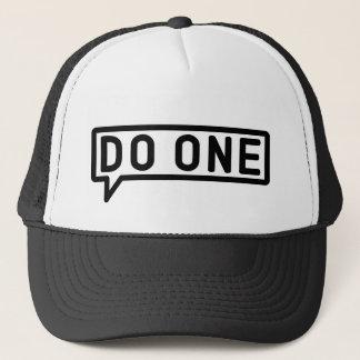 Do One, Manchester Mancunian Slang Trucker Hat