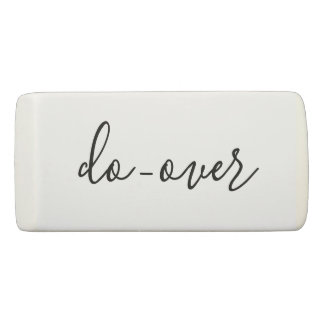 Do-Over Personalize Eraser
