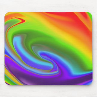 Do Rainbows Really End? mousepad