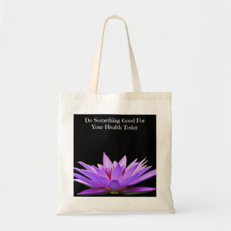 Do Something Good For Your Health Today Small Tote