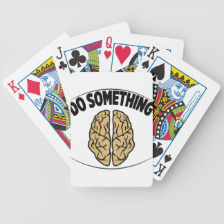 DO SOMETHING POKER DECK