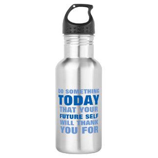 Do Something Today Future Self Thank Water Btl SB 532 Ml Water Bottle