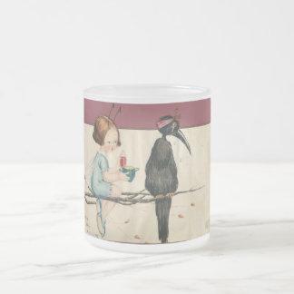 Do Take Your Medicine Frosted Mug Coffee Mugs