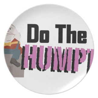 Do The Humpty Plate