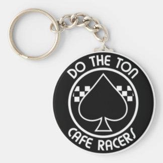 DO THE TON Keychain