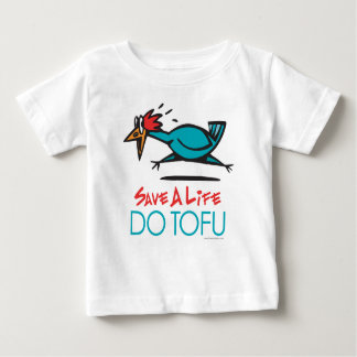 Do Tofu Vegan Vegetarian Baby T-Shirt