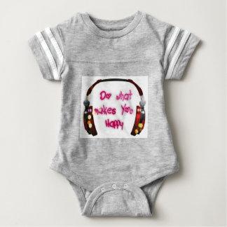 do what makes u happy baby bodysuit