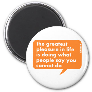 Do What People Say You Cannot Do Magnet
