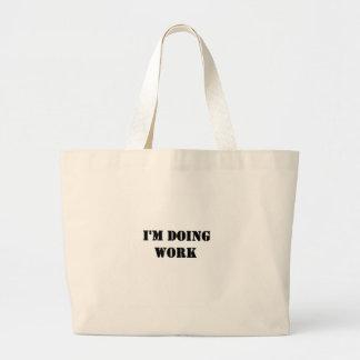 Do work- Black Bags