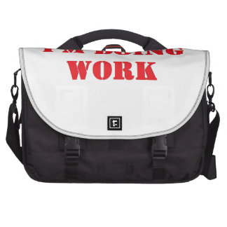 Do work- Red Commuter Bags