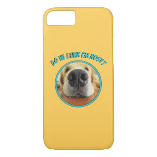 Do Ya Think I'm Nosy IPhone/IPad Case