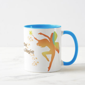 Do You Believe In Magic Fairy Mug