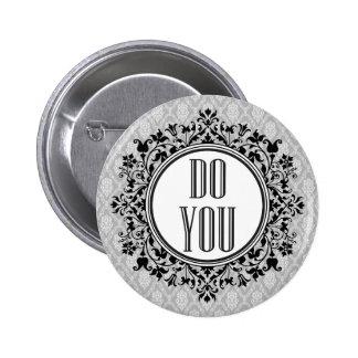 Do you button