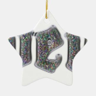 Do You Even ASMR? Ceramic Ornament
