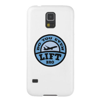 Do You Even Lift Bro? Cases For Galaxy S5