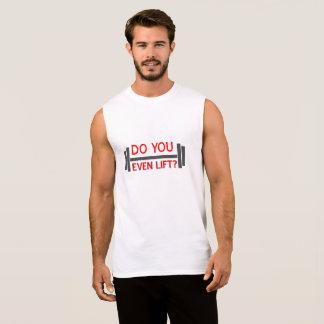 Do you Even Lift Men's Ultra  Sleeveless T-Shirt
